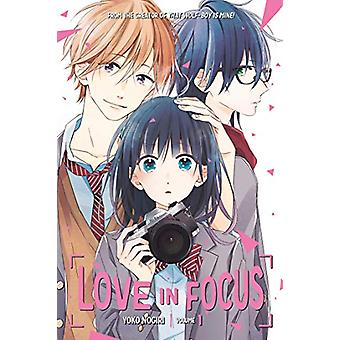 Love In Focus 1 by Yoko Nogiri - 9781632367686 Book