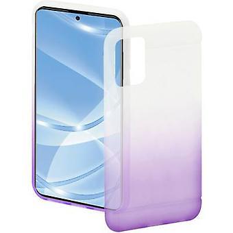 Hama Kleurrijke Cover Samsung Galaxy A51 Transparant, Paars