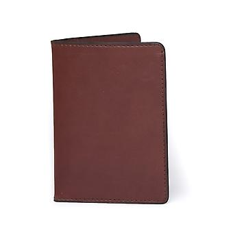 Tanner Goods Brown Leather Travel Wallet