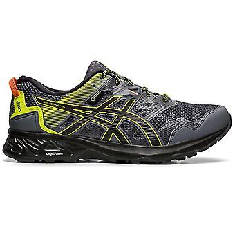 Asics Gel-Sonoma 5 G-TX Mens Trail Running Trainer Shoe Grey/Black