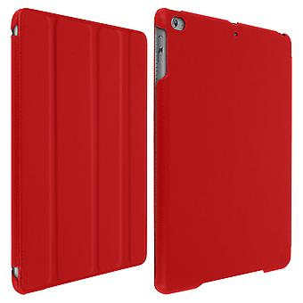 Protective case iPad Case Air 2 / Pro 9.7 Video Support + Keyboard Red