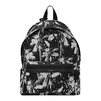 Saint Laurent 534967hzu1u1070 Men's Black Nylon Backpack