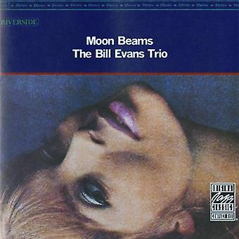 Bill Evans Trio - Moon Beams [CD] USA import