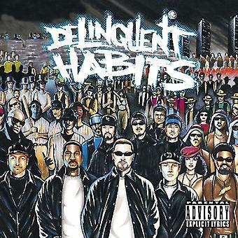 Delinquenti Habits [CD] USA importazione