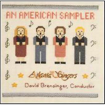 Billings/Parker/Paulus/Kubik/D - An American Sampler [CD] USA import
