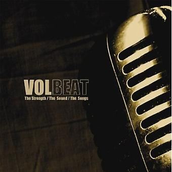 Volbeat - Strength/the Sound/the Songs [Vinyl] USA import