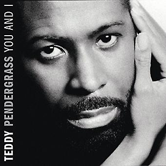 Teddy Pendergrass - You & I [CD] USA import