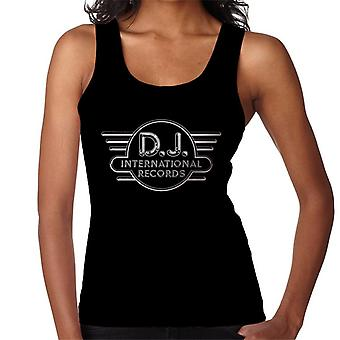 DJ International Records Logo Women's Vest
