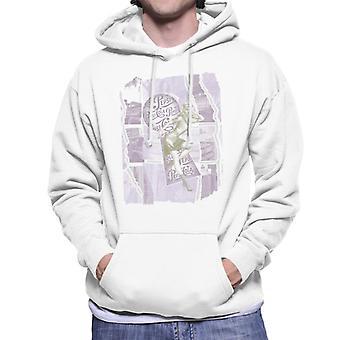 Pepsi Cola Retro Pin Up Montage Men's Hooded Sweatshirt