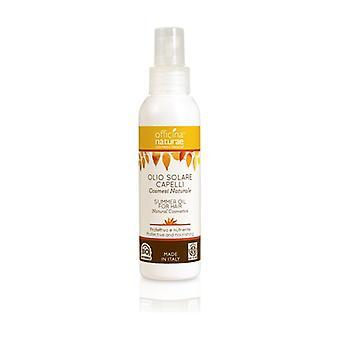 Solar hair oil 100 ml of oil