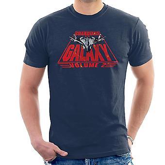 Marvel Guardians Of The Galaxy Vol 2 The Milano Men's T-Shirt