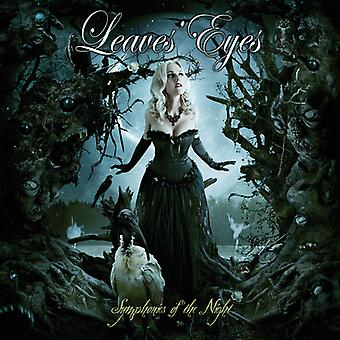 Leaves' Eyes - Symphonies of the Night [CD] USA import