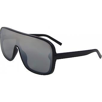 Gafas de sol Unisex nschild Kat. 3 negro/plata (4310-A)
