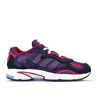 Men's adidas Originals Temper Run Trainers en violet