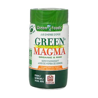 Green Magma Bio Powder 80g powder