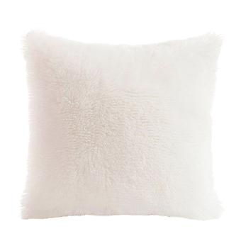 YANGFAN Plush Decorative Super Soft Pillow Case