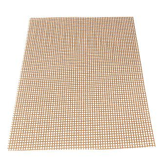 30x40cm Brown Barbecu Grill Grid Mats