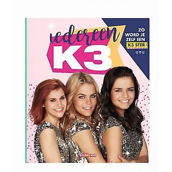 fotoboek K3: Iedereen K3