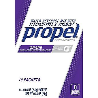 Propel Zero Grape Water Beverage Mix
