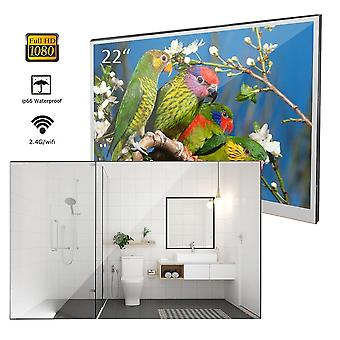 Velasting 22 Inches Magic Android 7.1 Mirror Led Tv, Ip66 Waterproof Rated