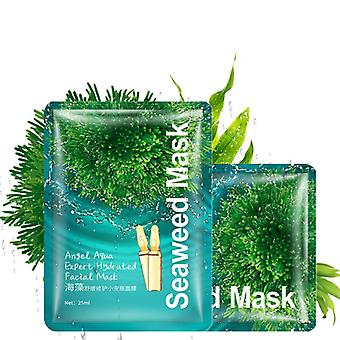 Seaweed Angel Aqua Expert Hydrated Face Mask, Moisturizing Nourishing Hydrating