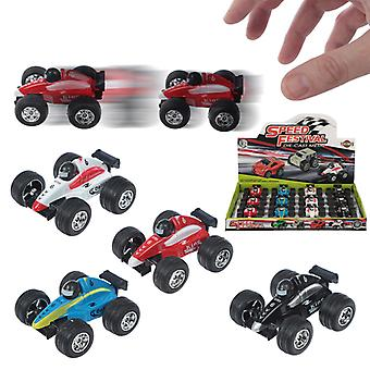 Fun Kids Racing Car X 1 Pack