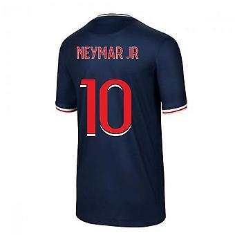 2020-2021 PSG Home Nike Shirt (Kids) (NEYMAR JR 10)