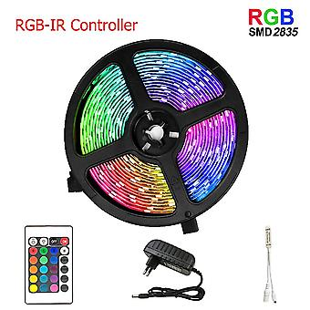 Waterproof , Wifi Rgb Led Strip Light -dc12v With Ir/wifi Rmote Controller