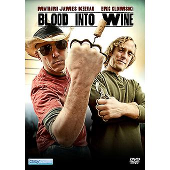 Blood Into Wine [DVD] USA import