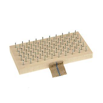 Lessmann Plasterers Brush 190 x 95mm (Steel Pins) LES061101