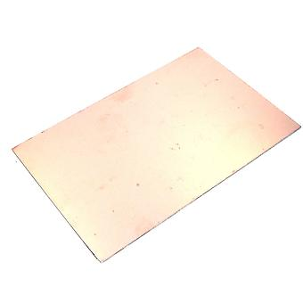 150x100mm Double Sided Copper Sheet