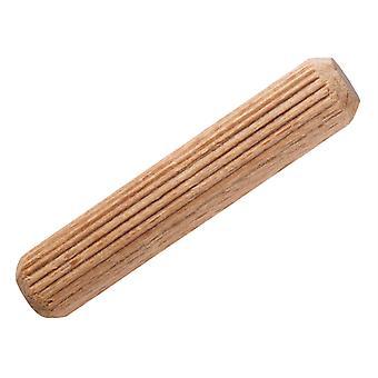 KWB Wooden Dowels 8mm (Pack of 40) KWB028180