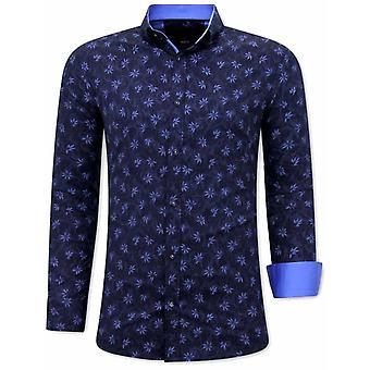 Tailored Shirts - Navy