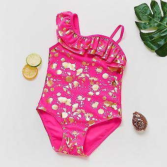 女の子 -子供 水着 水着 キッズ ビーチ ウェア