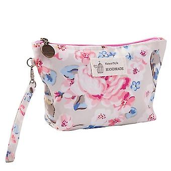 Cosmetic Women Makeup Bags, Waterproof For Travel, Lady Washing Toiletry Pouch