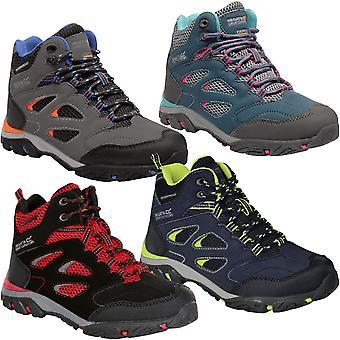 Regatta Kids Junior Holcombe IEP Outdoor Walking Ankle Boots