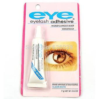 Falschen Wimpernkleber dauerhafte Klebkraft. Einfache Anwendung!