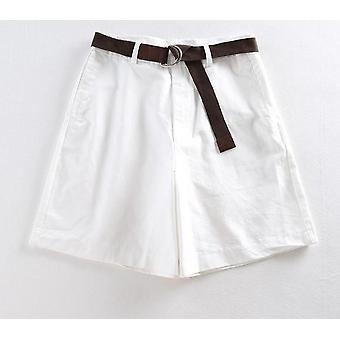 Šerpy Ležérní šortky, dámské A-line high waist slim short