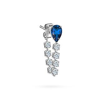 Cercei Argentina, 18K Aur, Diamante