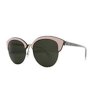 Dior Un BKL/QT Gold Rosa grün/grün Sonnenbrille