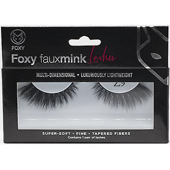 Foxy Faux Mink Lashes Model  Z9