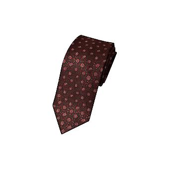 Carabou Floral Print Tie
