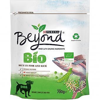 Beyond Bio Voksen Fisk (Hunde, Hundemad, Tørfoder)