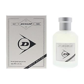 Dunlop White Edition Eau de Toilette 100ml Spray