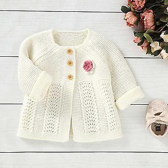 Baby Cardigan Sweater Knitted Cardigan Sweater, Kids Coat
