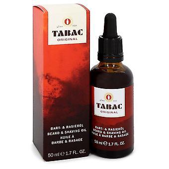Tabac Barba y Aceite de Afeitado Por Maurer & Wirtz 1.7 oz Barba y Aceite de Afeitado