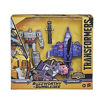 Transformers Spark Armor Elite Megatron Figure