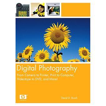 التصوير الرقمي - من الكاميرا إلى الطابعة - الطباعة إلى الكمبيوتر - Vid