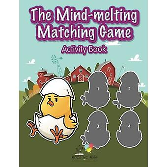 The Mind-Melting Matching Game Activity Book by Kreative Kids - 97816
