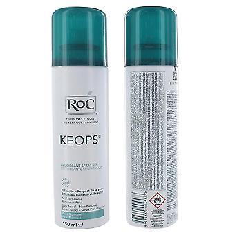 Roc 6 X Roc Keops Deodorant Spray - 24 Hour